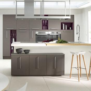 Hochglanz Moderne Weiß Küche Schränke Einheit Basis Wand Schränke Lack Küche  Schrank