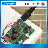 voice recording chip for plush toy