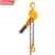 1.5 ton lever chain block hoist manual chain pulley block