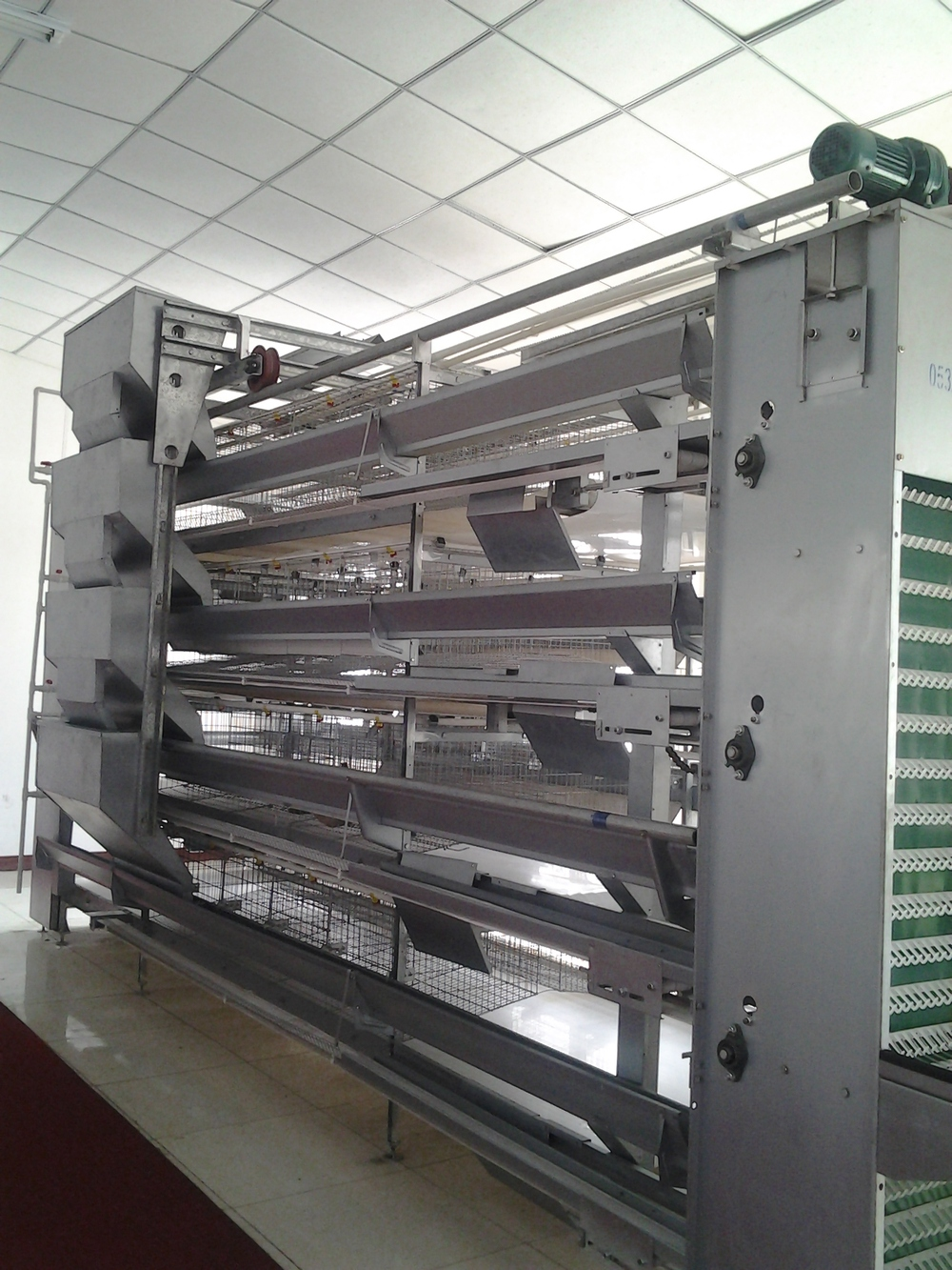 design High quality layer Automatic chicken layer battery cage