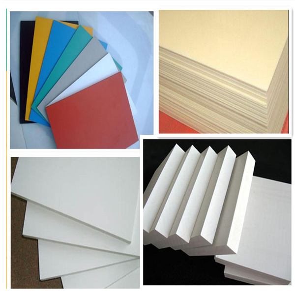 Colored Advertising Board Pvc Plate Pvc Foam Board Foam Sheet - Buy ...