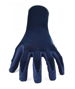 18G Nylon Fiber Micro Foam Nitrile Coated Protection Glove for General Maintenance