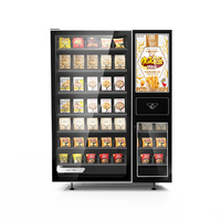 Automatic Frozen Cold Healthy Food Vending Machine