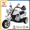 Factory cheap kids motorcycle 3 wheels ride on toy electric car child motorbike