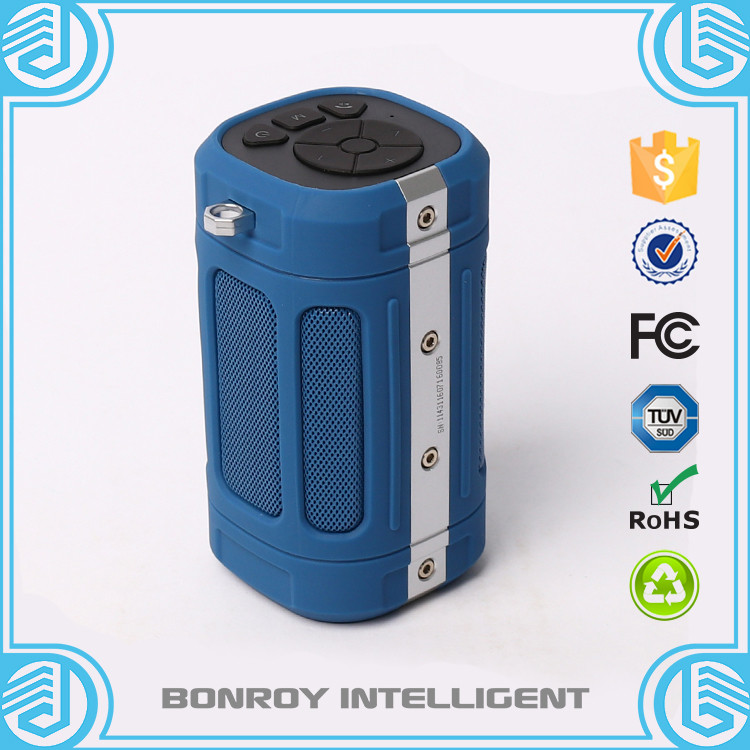 12 hours enjoy music anytime anywhere bluetooth box speaker waterproof for biking self driving