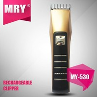 MR-530 OEM AVAILABLE RECHARGEABLE HAIR CLIPPER AND TRIMMER