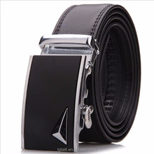 Aliexpress fashion 100%Genuine Leather belts for men Men's Automatic buckle belts m belt