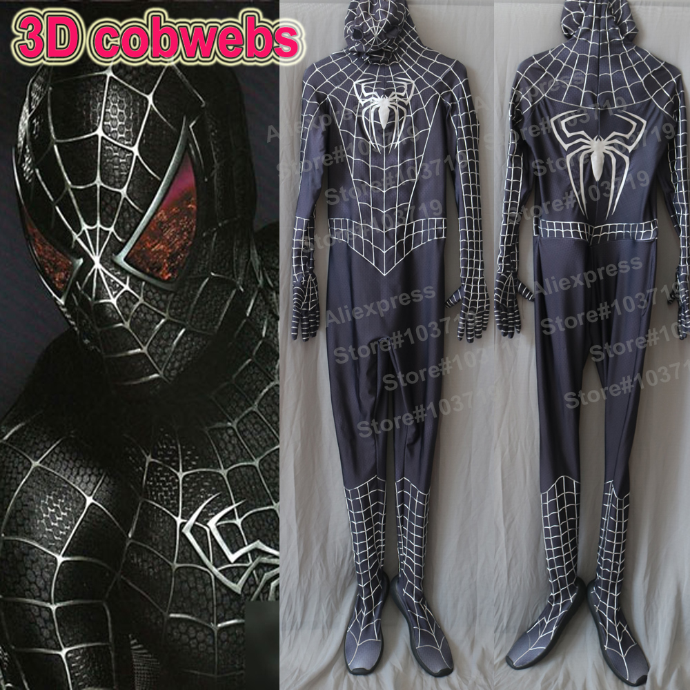 online kaufen gro handel spiderman kost m erwachsene aus. Black Bedroom Furniture Sets. Home Design Ideas