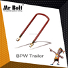 BPW Trailer Spring Fastener U Bolt And Nuts