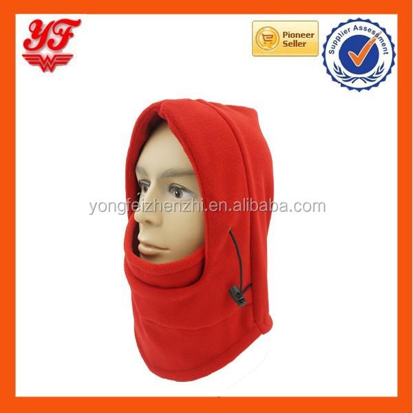 Full Face Cover Winter Ski Mask Hat Neck Warmer