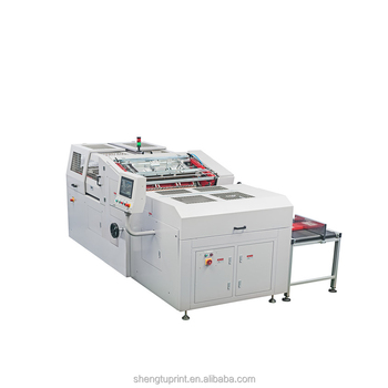ST040PP Automatic case lining machine for calendar