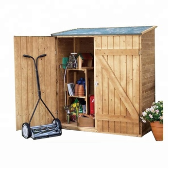 Outdoor Diy Wood Garden Tool Sheds Storage - Buy Outdoor ...