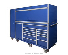 76 inch Large Size Metal Rolling Tool storage Chest roller cabinets