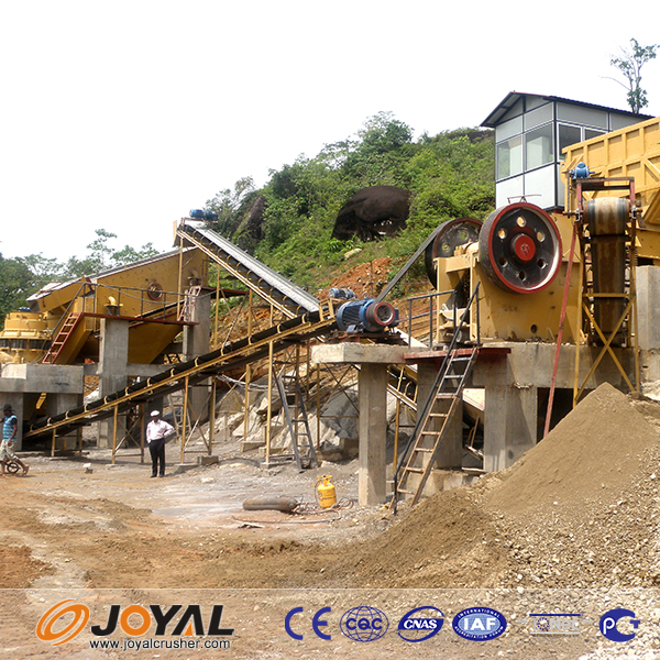 mining equipment , small scale crushing plant with Reliable quality
