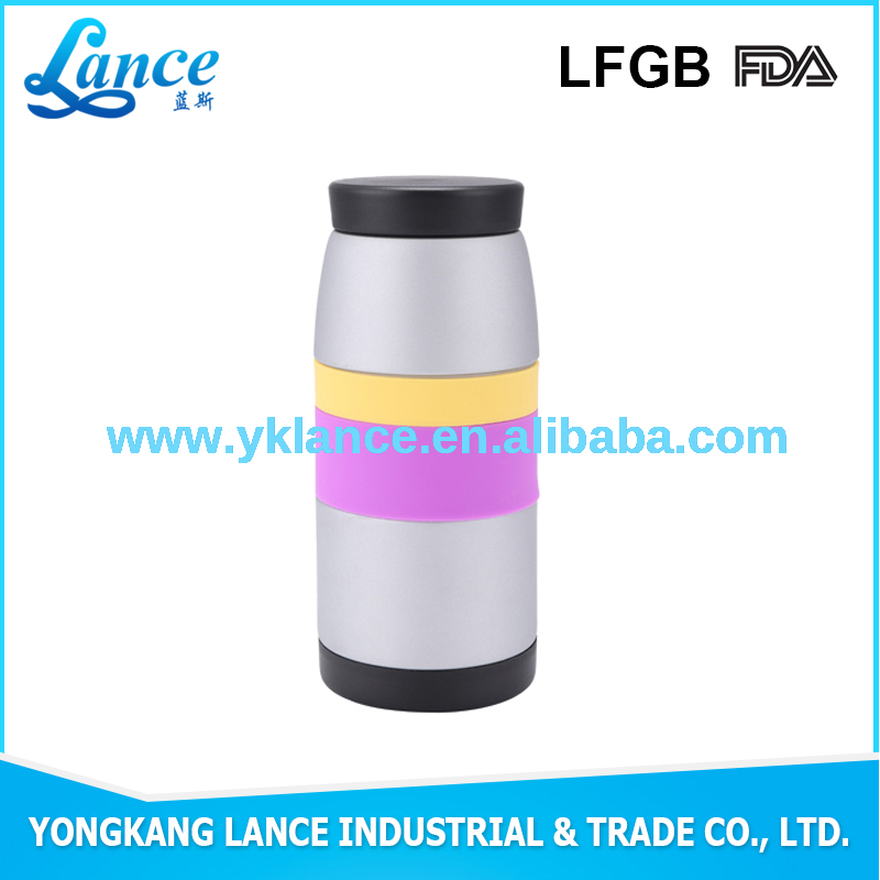 OEM welcome 350ml high quality vacuum flask for hot water