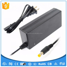15V power adapter 90w for LED Panels with UL CE FCC CUL SAA GS PSE
