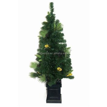 75 ft pre lit prescott pine quick set mini lights christmas tree