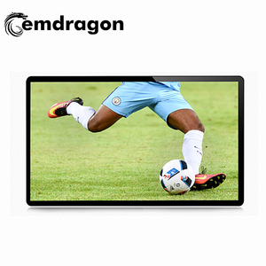 touch advertising display portable dvd player AD player 32 inch animal full hd lcd ad player wall mount tablet lcd monitor