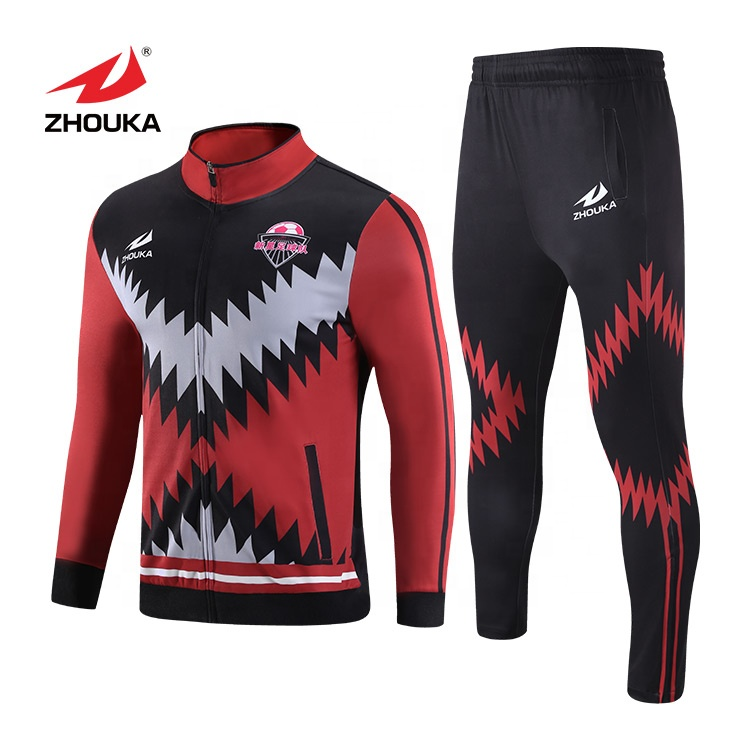 sneakers for cheap df6dc 05ee6 most popular mens tracksuit fashion thailand soccer team tracksuit winter  tracksuit for men, View most popular mens tracksui, ZHOUKA Product Details  ...