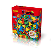 250Pcs Compatible ABS Plastic Toy Brick DIY Block Building Block Set with Competitive Price for Kids