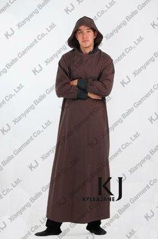 High Quality New Style Islamic Clothing Muslim Men Thobe 4443 ...