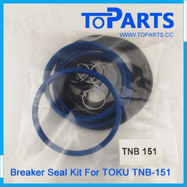 Toku Tnb-151lu Hydraulic Breaker Seal Kit Toku Tnb151lu Hydraulic ...