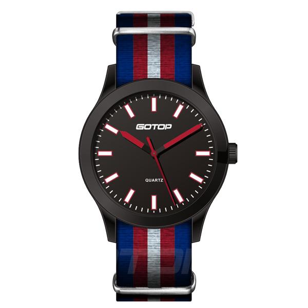 Vogue Watches Uk Fashion Cheap Price Nylon Strap Watches For Men ... ebd575a80