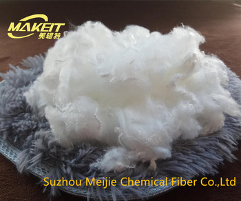 1.2D*51mm Viscose Polyester Staple Fiber