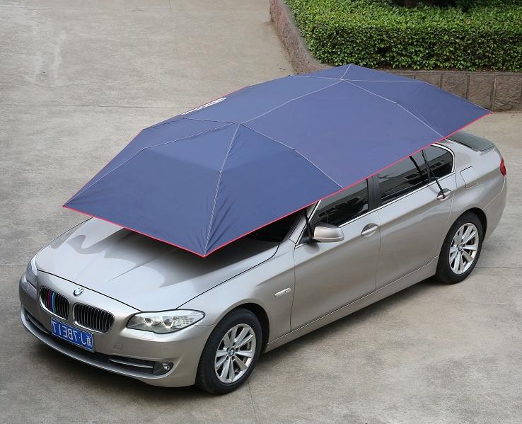 Automatic car umbrella Carport Automatic Car Tent Sun Shade Canopy Cover & Automatic Car Umbrella Carport Automatic Car Tent Sun Shade Canopy ...