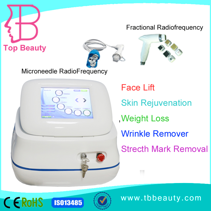 newest fractional rf microneedling radio frequency skin rejuvenation home device