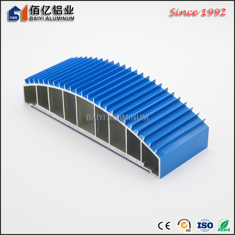 China Market Wholesale Vacuum Air Cooled Complete Aluminum Radiator