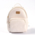 2018 Korean Style Online Shopping Travel Backpack PU Leather Fashion Women Backpack