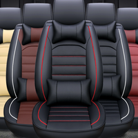 Universal PVC/PU Leather Car Seat Cover