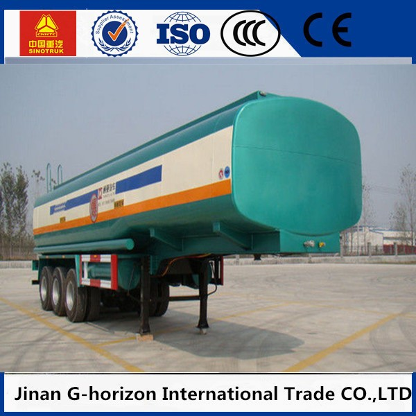 2017 china quality made 36000 litres fuel tanker semi trailer manufacturer