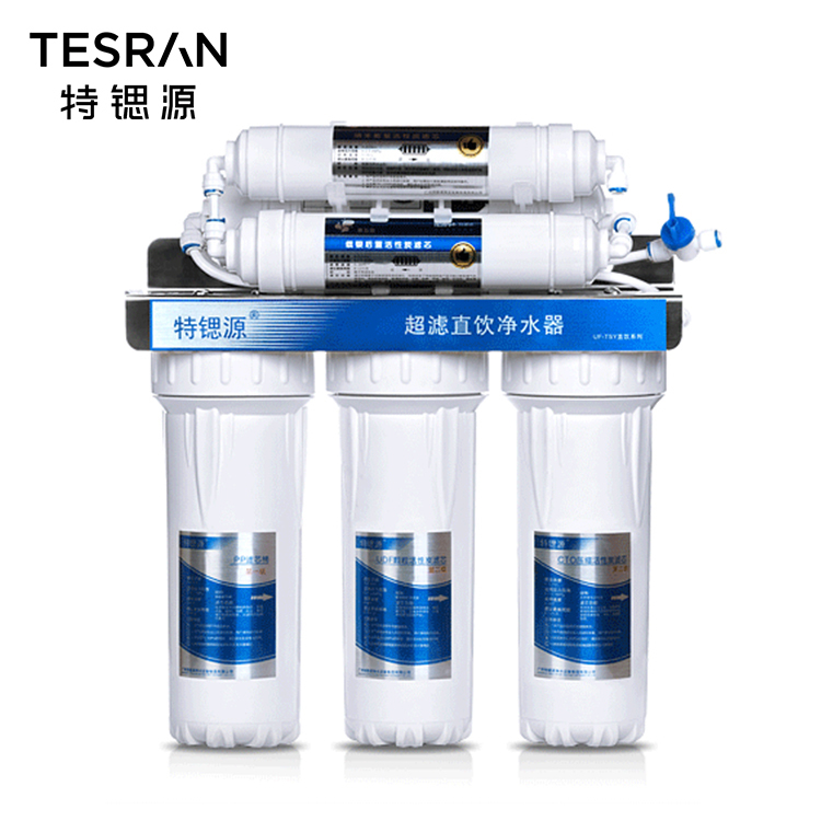 high quality oem 0.01 micron uf membrane 6 stage UF system water filter