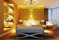 Wallpapers Type and Vinyl 3d wallpaper for home decoration
