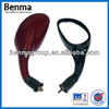 hot sale 10mm motorcycle mirrors,rearview back mirror for motorcycle with high reputation in market
