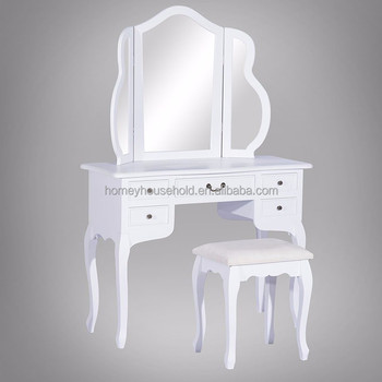 Elegant And Deluxe Bedroom Furniture Accessories Mirror Dressing Table -  Buy High Quality Wooden Dressing Table With Mirror,Bedroom Furniture  Dressing ...