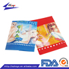 Custom Design Shrinkable Film For Sex Products Packing/ Printed PET Shrinkable Film Sleeves/