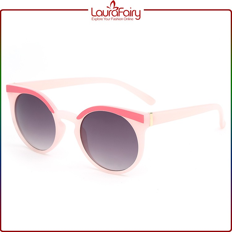 Laura Fairy New Personalized Super Cheap Price Fashion Sunglasses/Neon Lots Plastic Sunglasses