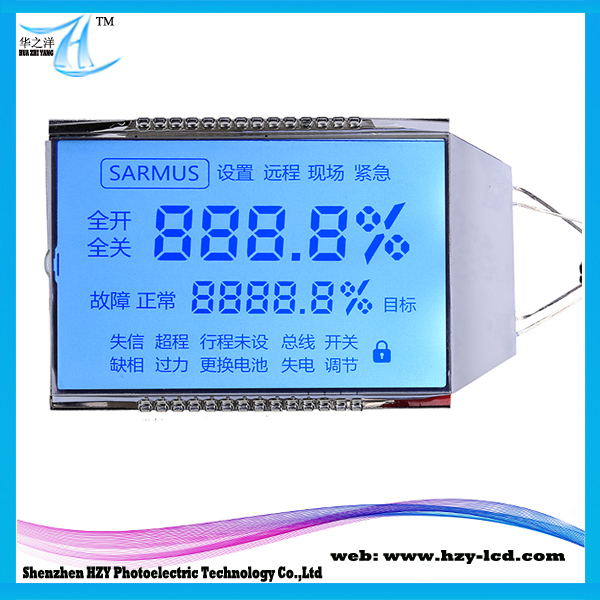 FSTN lcd monochrome dot matrix Chinese Good QTY FSTN Type LCD Displays
