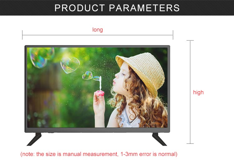 China good quality cheaper price smart 32 big led tv hd
