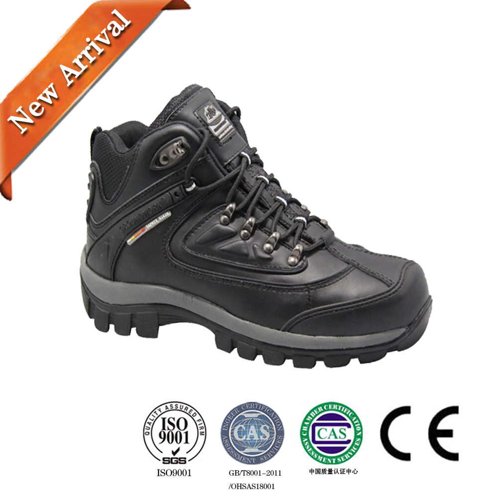 China Manufacturer Breathable Cow Leather Road Mate Shoes