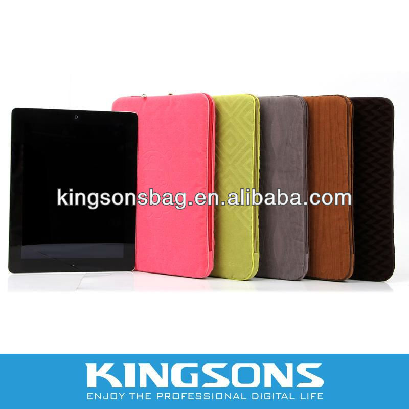 2012 colorful & nice sleeve for Ipad