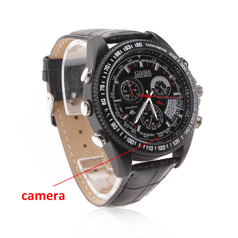Digital Video Recorder Mini DV Wrist 1080p Hidden High-definition watch camera