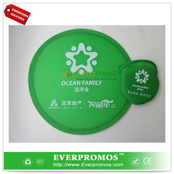 mini flying disc promotion 5""