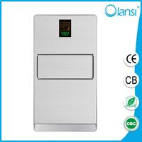 3 In 1 Air Cleaner With True Hepa Filter, coldcatalyst , Antibacterial, homebon, UV Sanitizer, Ionic Ionizer, Odor Reduction