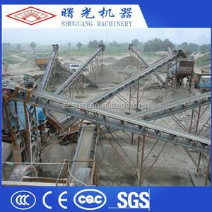 High-efficiency rock conveyor belt industrial