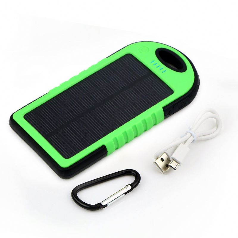 New design slim high-energy power bank pouch display