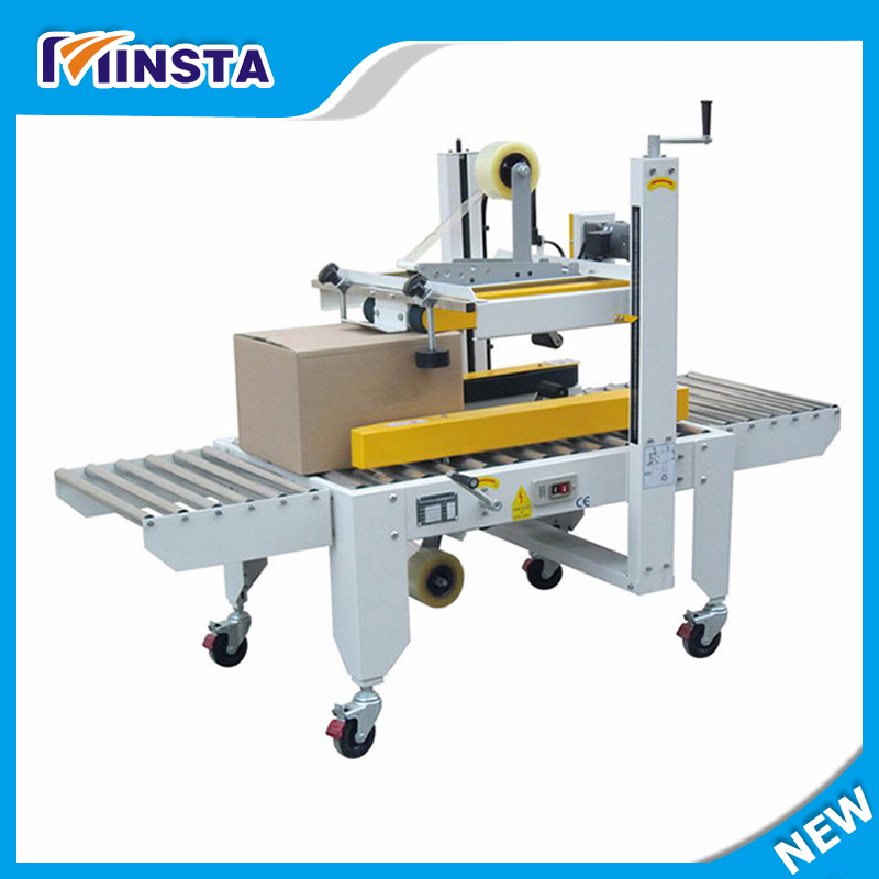 low price carton box sealing tape machine/case sealer